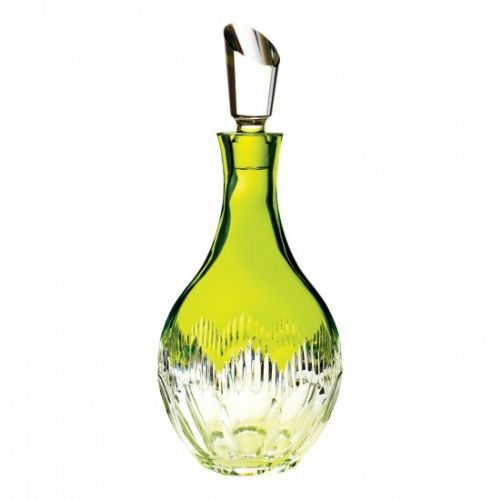 Waterford Mixology Wine Neon LIme Decanter